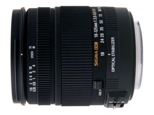 18-125mm f/3.8-5.6 DC OS HSM Sigma
