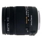 Sigma 18-125mm f/3.8-5.6 DC OS HSM