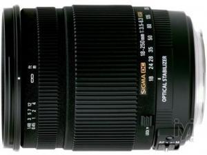 18-250mm f/3.5-6.3 DC OS HSM Sigma