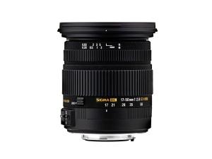 18-50mm f/2.8 EX DC HSM Macro Sigma