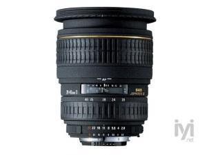 20-40mm f/2 8 EX DG Aspherical Macro Sigma