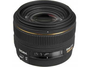 30mm f/1.4 EX DC HSM Sigma