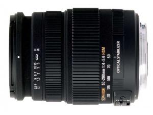 50-200mm f/4-5.6 DC OS HSM Sigma