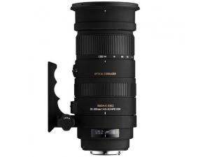 50-500mm f/4.5-6.3 APO DG OS HSM Sigma