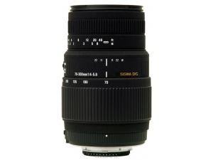 70-300mm f/4-5.6 DG Macro Sigma