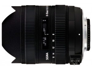 8-16mm F4.5-5.6 DC HSM Sigma