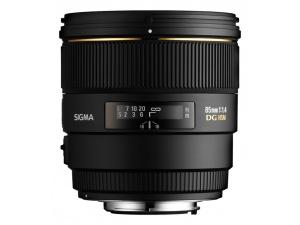 85mm f/1.4 EX DG HSM Sigma