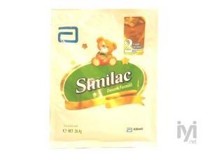 2 Tek kullanımlık Pakette 26 4gr Similac