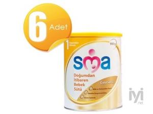 Gold 1 900 Gr 6 Adet SMA
