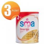 SMA Gold 2 Devam Sütü 900 gr 3 Adet