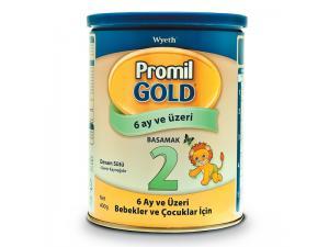 Promil Gold 2 Biberon Maması 400 Gr SMA