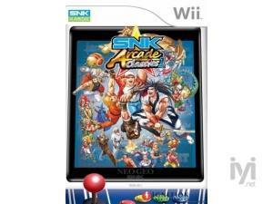 SNK Arcade Classics Vol. 1 (Nintendo Wii) SNK Playmore