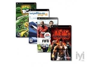 Ben 10 Protector Of Earth Wipeout Pure Tekken 6 Fifa 2012 Paket64 Sony