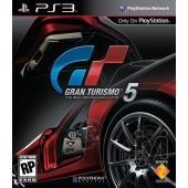 Sony Gran Turismo 5. (PS3)