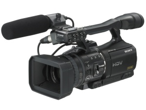 HVR-V1E Sony