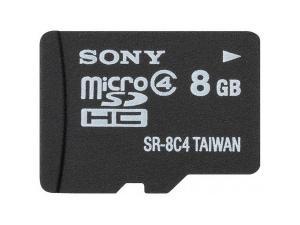 micro SDHC 8GB Sony