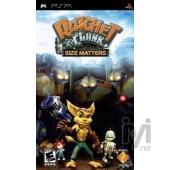 Sony Ratchet & Clank: Size Matters (PSP)