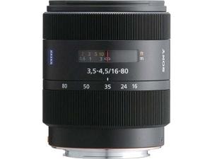 SAL-1680Z DT 16-80mm f/3.5-4.5 - Carl Zeiss Vario-Sonnar T* Sony