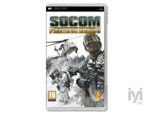 SOCOM: U.S. Navy SEALs Fireteam Bravo 3 (PSP) Sony