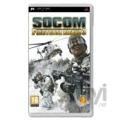 Sony SOCOM: U.S. Navy SEALs Fireteam Bravo 3 (PSP)