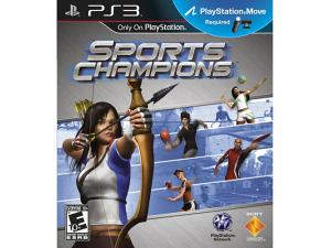 Sports Champions (PS3) Sony