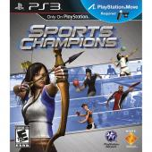 Sony Sports Champions (PS3)