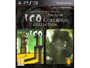 Team Ico- Ico Shadow of the Colossus HD PS3 Sony