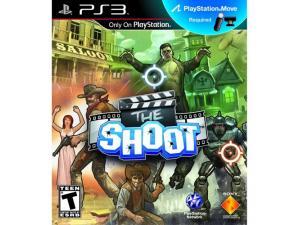 The Shoot (PS3) Sony