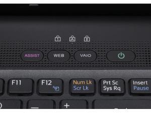 Vaio VPC-EG36FX  Sony