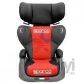 Sparco Oto Çocuk Koltuğu Siyah-Kırmızı (15-36 kg) OPC91802
