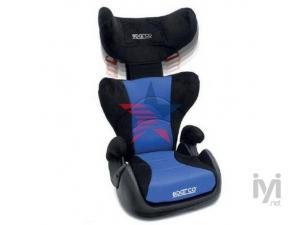 Oto Çocuk Koltuğu Siyah-Mavi (15-36 kg) OPC91803 Sparco