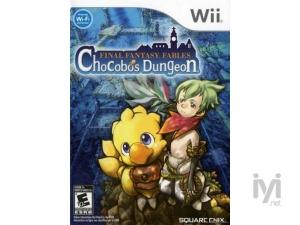 Final Fantasy Fables: Chocobo's Dungeon (Nintendo Wii) Square Enix