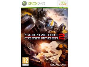Supreme Commander 2 (Xbox 360) Square Enix