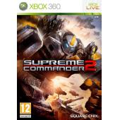 Square Enix Supreme Commander 2 (Xbox 360)