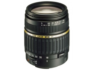 AF 18-200mm f/3.5-6.3 XR Di II LD Asp (IF) Macro Tamron