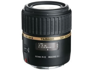 SP AF 60mm f/2 Di II LD [IF] Macro Tamron
