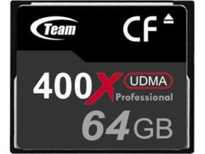 CompactFlash 64GB 400x (CF) Team