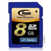 Team Digital 8GB Class 10 TMSD8GC10