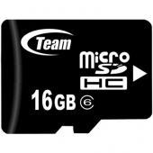 Team Micro SDHC Class 6 16GB TMMSD16GC6