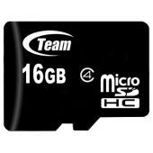 Team MicroSDHC 16GB Class 4
