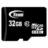 Team MicroSDHC 32GB Class 10