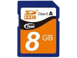 SDHC Class 6 8GB TMSD8GC6 Team