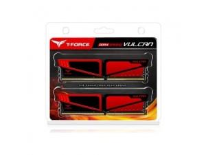 Team T-Force Vulcan 8GB DDR4 2400MHz Gaming Soğutuculu Ram Bellek