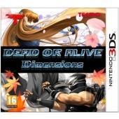 Tecmo Dead or Alive: Dimensions (Nintendo 3DS)