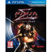 Tecmo Ninja Gaiden Sigma Plus (PS Vita)