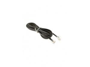 Ttec Plus Telefon Kablosu 2 Metre Pluglu Siyah