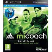 THQ Adidas MiCoach PS3