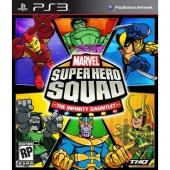 THQ Marvel Super Hero Squad: The Infinity Gauntlet (PS3)