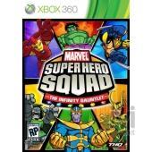 THQ Marvel Super Hero Squad: The Infinity Gauntlet (Xbox 360)