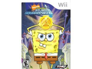 SpongeBob Atlantis Squarepants (Wii) THQ